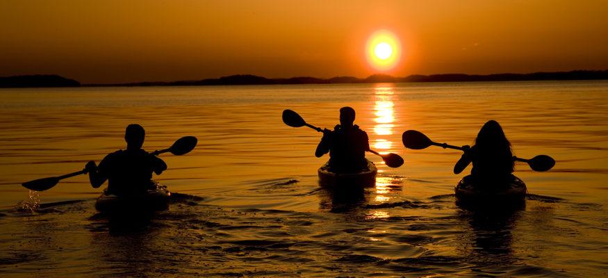 Lake Getaways